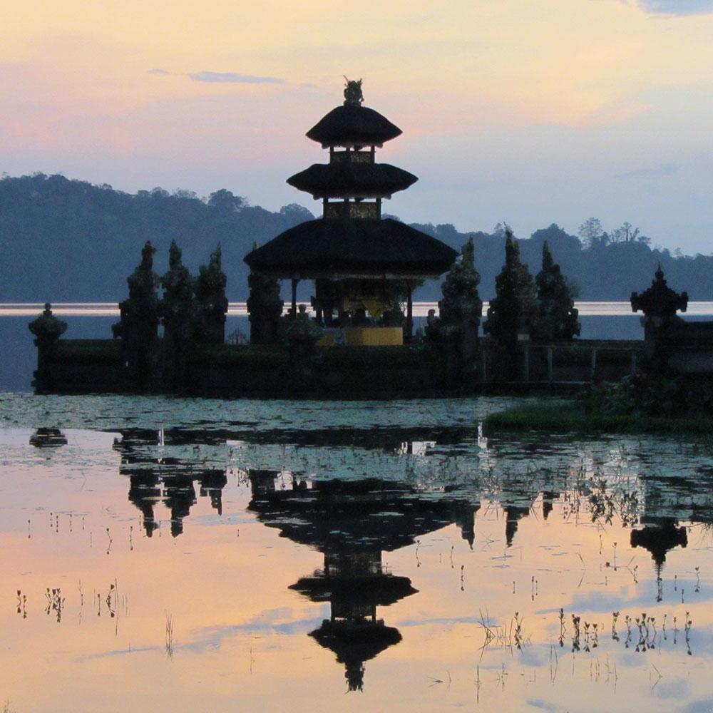 Bali - Tempelanlage