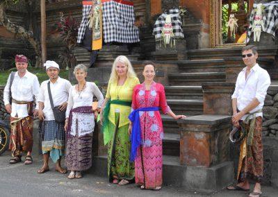 Bali Spirit Travel - Reisegruppe