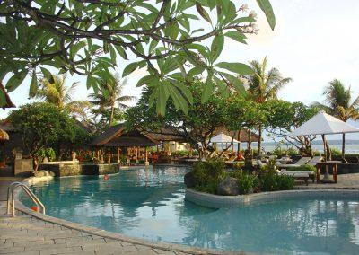 Bali - Pool Hotel GRAND BALISANI SUITES