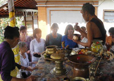 Bali - Reinigungsritual