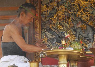 Bali - Seine Exzellenz IDA RATU PEDANDA sen.