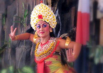 Bali - ritueller Tanz