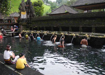 Bali - Reinigungszeremonie