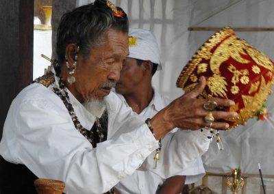 Bali - Brahmanenpriester