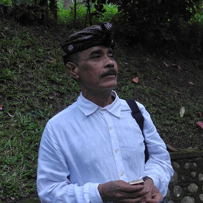 Mr. Agung Rai