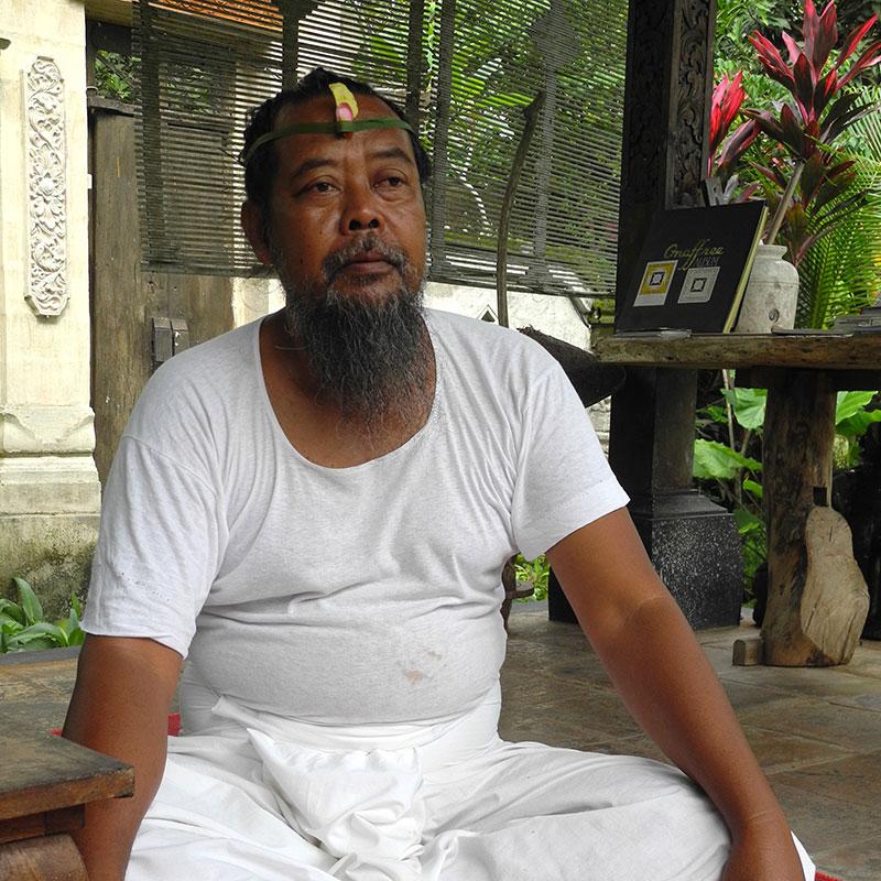 Seine Exzellenz Ida Bhagawan Ageng Panembahan Jawi