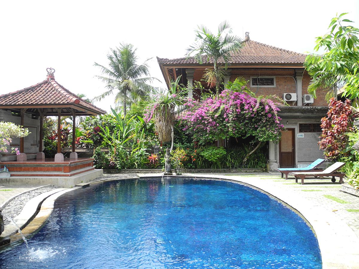 Bali - Hotel GARDEN VIEW COTTAGES